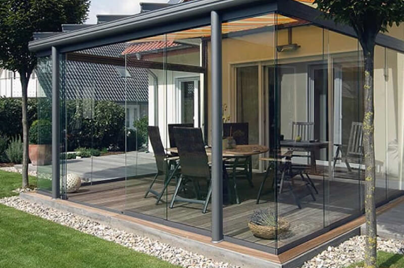terraza vidrio deckingpark online